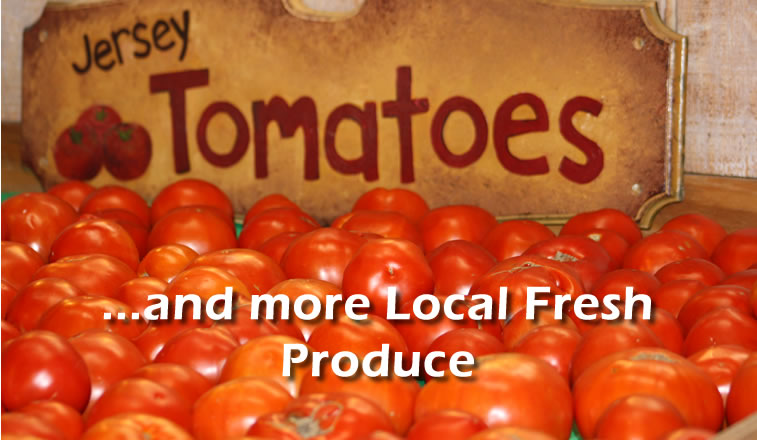 The freshest local Jersey Produce is at Lombardo Farms